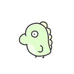 ピカピカのユーザーアイコン
