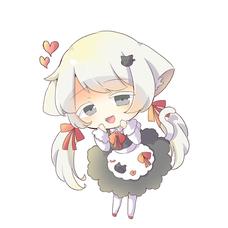 莉's user icon