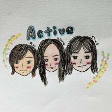 Active's user icon