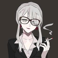 HARU's user icon