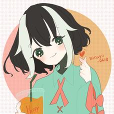 💚水無月🤍's user icon