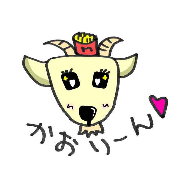 🍟ᓓ̸ᐠႻ̅̀レ)ーƕ🍟(かおりーん)'s user icon
