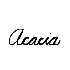 acaciaのユーザーアイコン