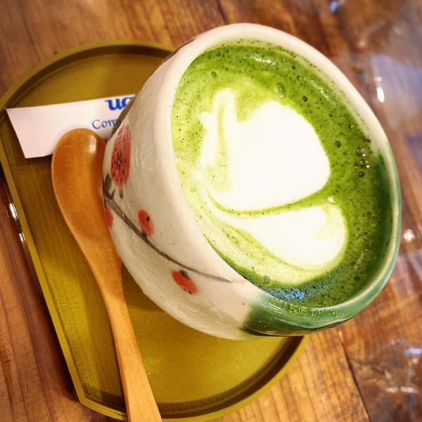 おちばっ茶のユーザーアイコン