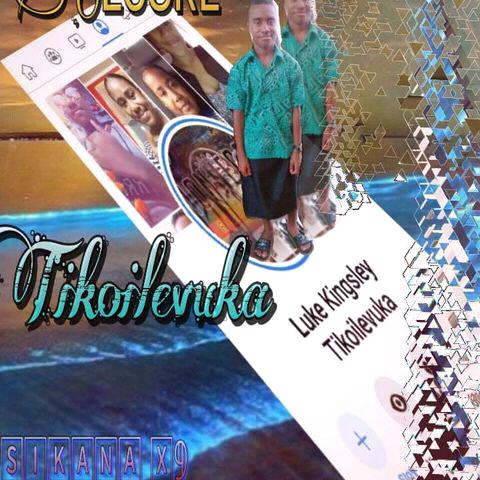 Luke Tikoilevuka's user icon