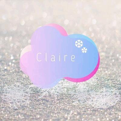 Claireのユーザーアイコン