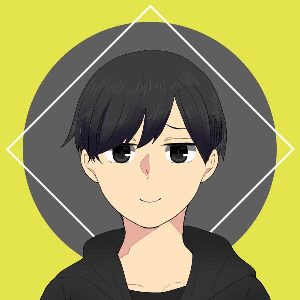 イケメンのユーザーアイコン