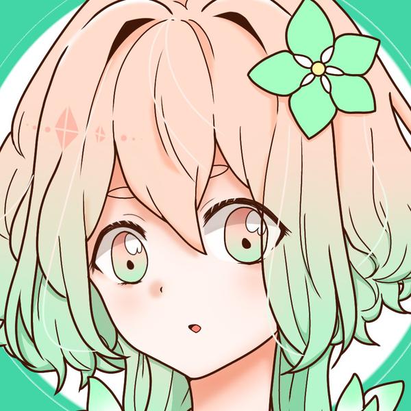 める's user icon