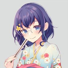 雲雀 真夜📘's user icon
