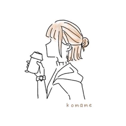 こまめ's user icon