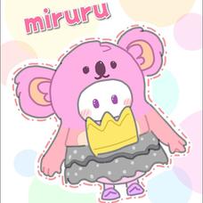 miruruのユーザーアイコン