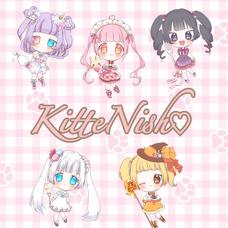 ˗ˋ  実力派サンリオモチーフユニット ˊ˗ 『 KitteNish♡ -キティニッシュ-』のユーザーアイコン