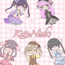 ˗ˋ  実力派サンリオモチーフユニット ˊ˗ 『 KitteNish♡ -キティニッシュ-』's user icon