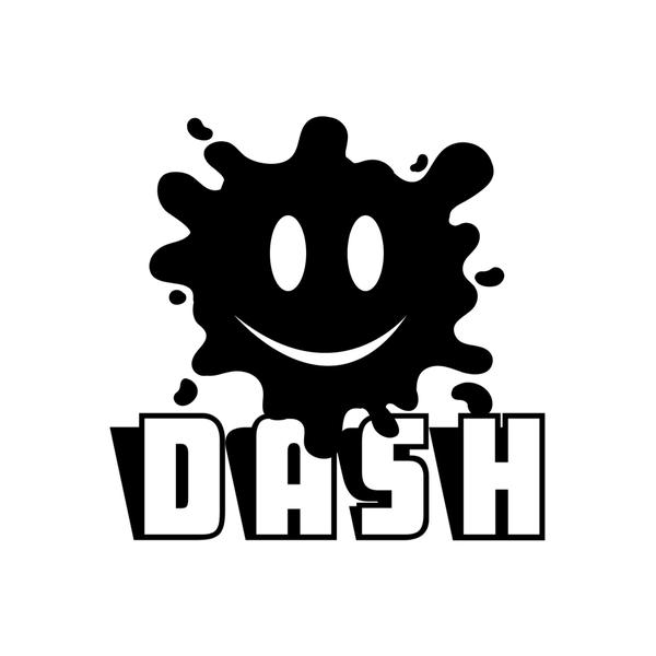 Dashのユーザーアイコン