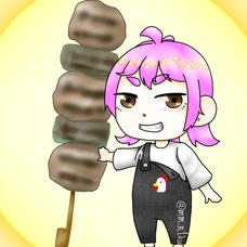 momo's user icon
