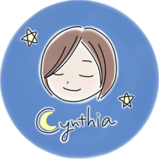 Cynthia's user icon
