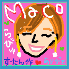 MACOのユーザーアイコン