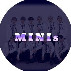 INIカバーユニット: MINIs(仮)のユーザーアイコン