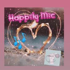 『Happily Mic』メンバー募集🎤🎵のユーザーアイコン