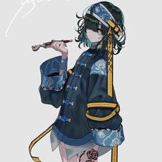 青's user icon