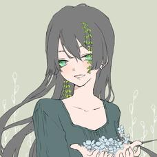 藍若葉's user icon