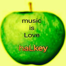 haLkey-studioのユーザーアイコン