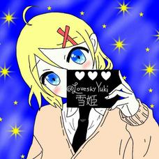 yuki♡@inしません。のユーザーアイコン