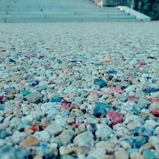 砂利道のユーザーアイコン