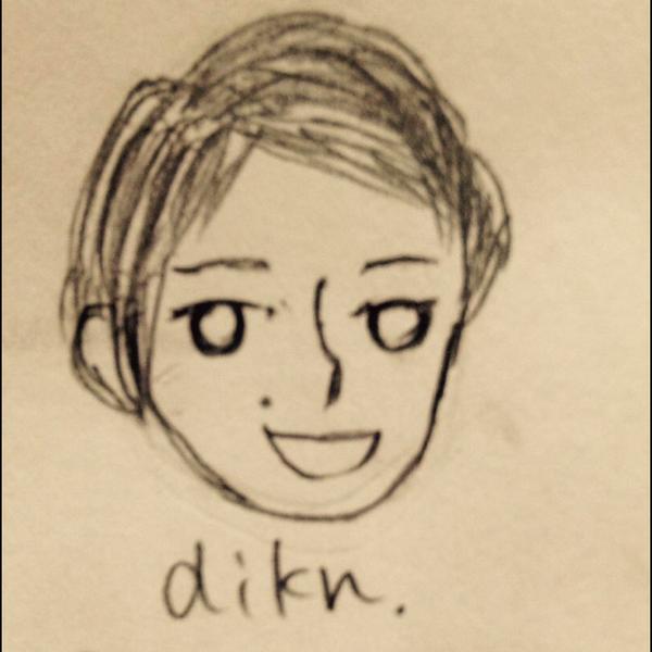 dikn.    のユーザーアイコン