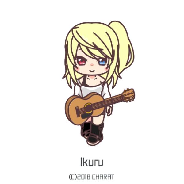 Ikuruのユーザーアイコン