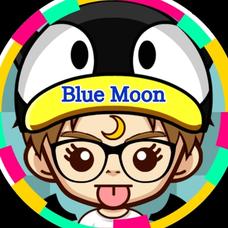 青い月のユーザーアイコン