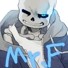 Mr.Fのユーザーアイコン