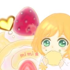 mimi☆@低浮上のユーザーアイコン