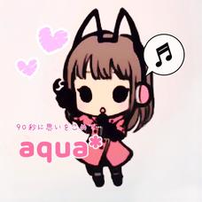 αqua*のユーザーアイコン