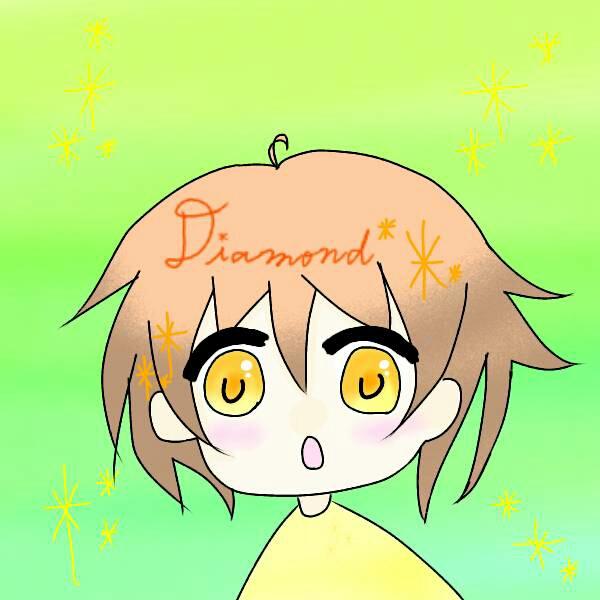 Diamondのユーザーアイコン