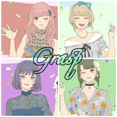 Graspのユーザーアイコン