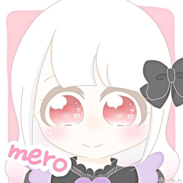 meroのユーザーアイコン