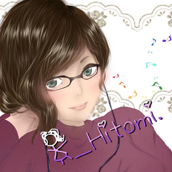 K_Hitomi. ライオンコラボ用9月公開🎤のユーザーアイコン