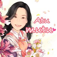 mutu♡【Atu】いつもありがとう🍀*゜のユーザーアイコン