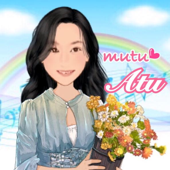 mutu♡【Atu】「浪漫飛行」🍀*゜のユーザーアイコン