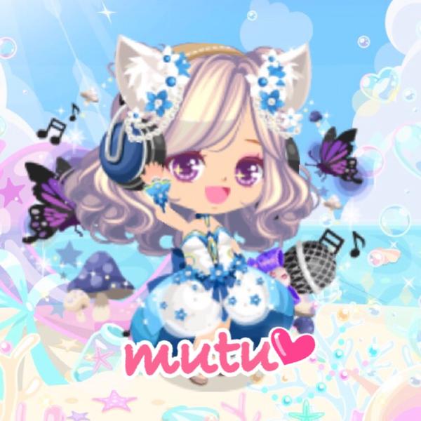 mutu♡【Atu】の2人よりメッセージソング...♪*゚音の葉🌱 https://nana-music.com/sounds/050fa610のユーザーアイコン