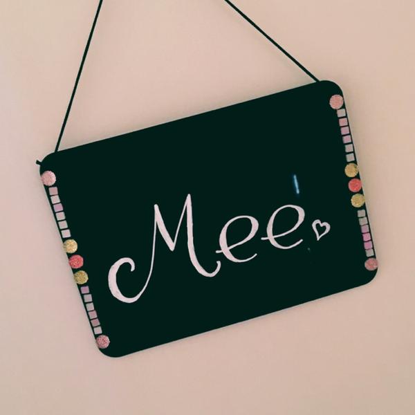 Meeのユーザーアイコン