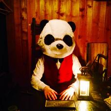 inemuri のピアニストはパンダのユーザーアイコン