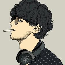 ばっとん。【天国 獄⚖】❎@ガチ低音おじさん(  ˙꒳˙  )'s user icon