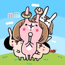 Mii♡のユーザーアイコン