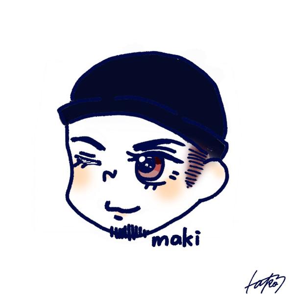 makiのユーザーアイコン