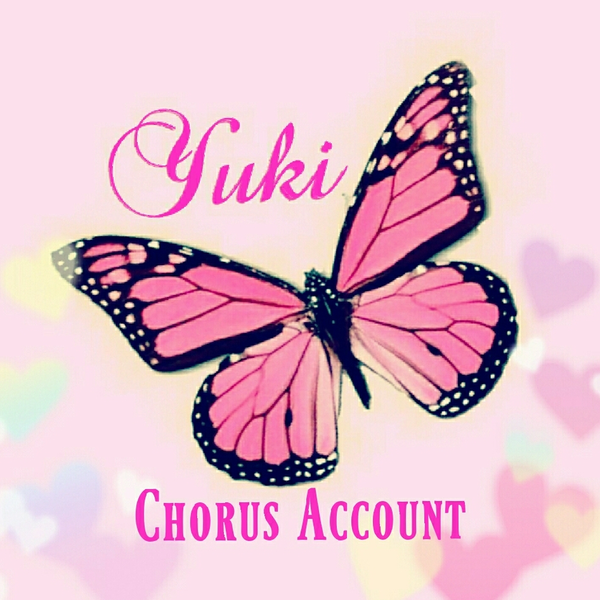 Y U K I 🦋Chorus Accountのユーザーアイコン
