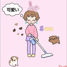 すーちゃんのユーザーアイコン