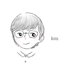 kouのユーザーアイコン