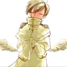 黒の天使のユーザーアイコン